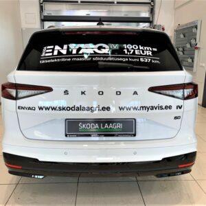 Enyaq iV 60  SportLine / 132kW / 62kWh / tagavedu S339038 - pilt-8
